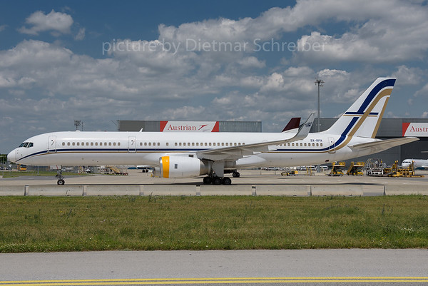 2016-06-28 SX-RFA Boeing 757-200 Gainjet