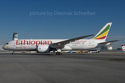 2016-06-29 ET-AOV Boeing 787-8 Ethiopian Airlines
