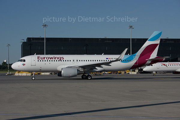 2016-06-28 OE-IEW Airbus A320 Eurowings