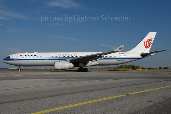2016-09-30 B-5919 Airbus A330-300 Air China