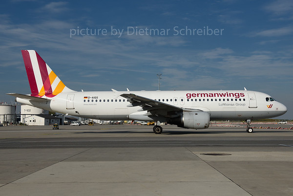 2016-09-30 D-AIQS Airbus A320 Germanwings