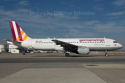 2016-09-30 D-AIQS Airbus A320 Germanwings