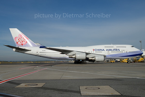 2016-09-29 B-18212 Boeing 747-400 China Airlines