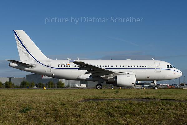 2016-10-31 D-AGPS Airbus A319