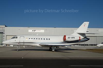2017-01-22 oE-HPH Falcon 2000