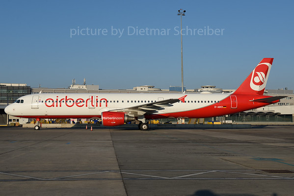 2017-01-22 D-ABCI Airbus A321 Air Berlin