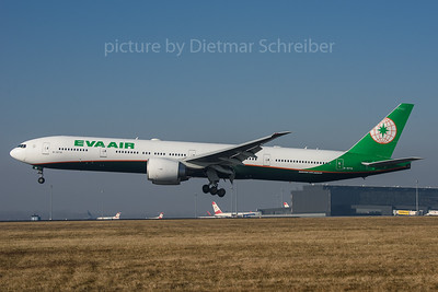 2017-02-15 B-16710 Boeing 777-300 Eva Air