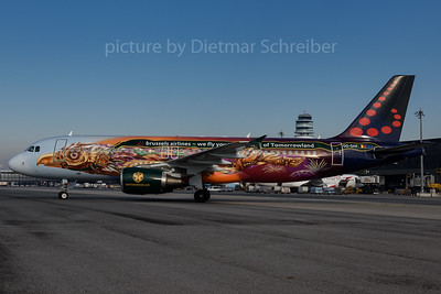 2017-02-27 OO-SNF Airbus A320 Brussels Airlines