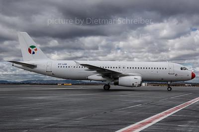 2017-02-22 OY-LHD Airbus A320 Danish Air Transport