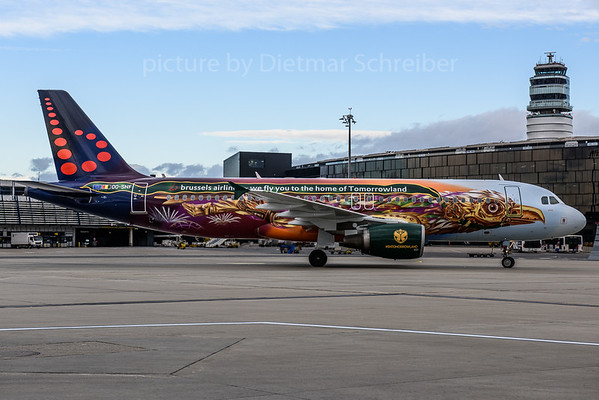 2017-02-24 OOSNF Airbus A320 Brussels Airlines