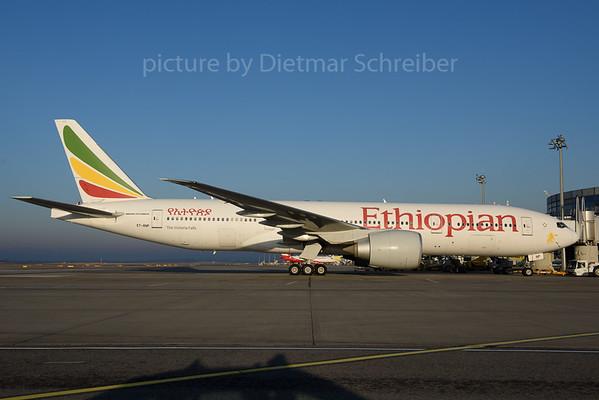 2017-02-27 ET-ANP Boeing 777-200 Ethiopian Airlines