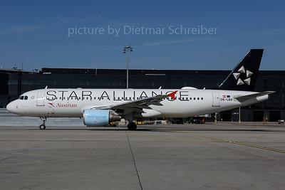 2017-03-31 OE-LBX Airnus A320 Austrian Airlines