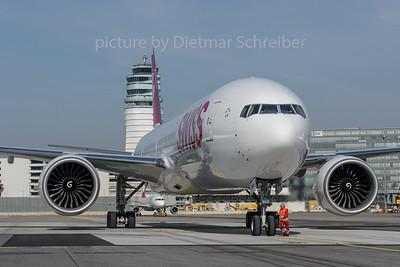 2017-03-31 HB-JNG Boeing 777-300 Swiss