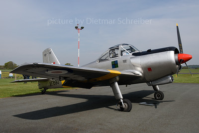 2017-04-30 G-MOOS / XF690 Percival P-56 Provost
