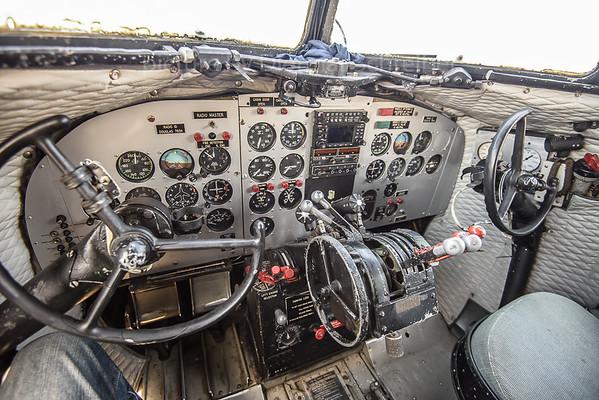 2017-05-30 N763A Douglas DC3 Ozark AIrlines