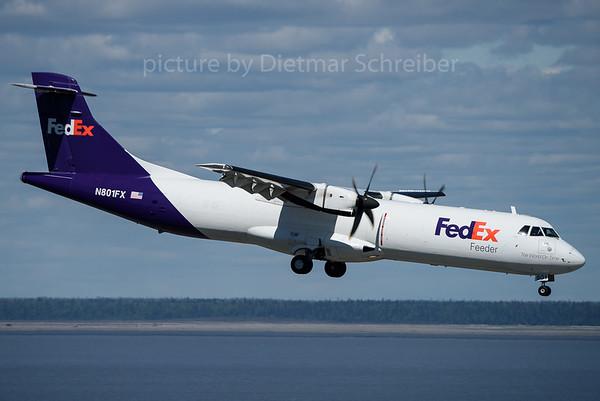 2017-05-30 N801FX ATR72 Fedex