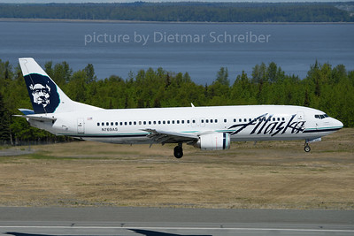 2017-05-30 N769AS Boeing 737-400 Alaska Airlines