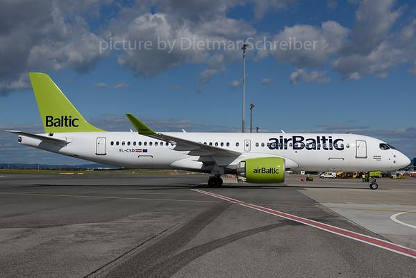 2017-06-30 YL-CSD CS300 Air Baltic