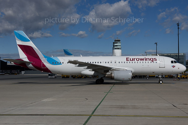 2017-06-30 D-ABNH AIrbus A320 Eurowings