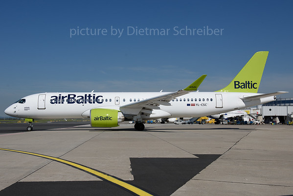 2017-08-01 YL-CSC CS300 Air Baltic