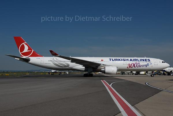 2017-08-01 TC-LNC Airbus A330-300 THY