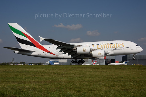 2017-09-29 A6-EUE Airbus A380 Emirates
