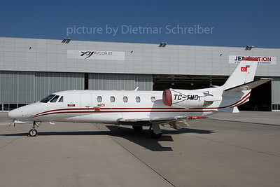 2017-09-29 TC-TMO Cessna 560XL
