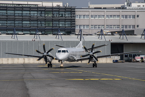 2017-09-29 HB-IZS Saab 2000 Skywork