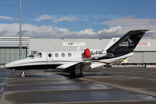 2017-10-30 OE-FGI Cessna 525 Citationjet