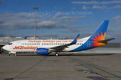 2017-10-30 G-GDFM Boeing 737-300 Jet2