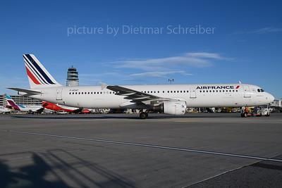 2018-01-29 F-GTAT Airbus A321 Air France