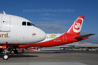 2018-01-31 OE-LOB/OE-LCK Airbus A320/321 Flyniki