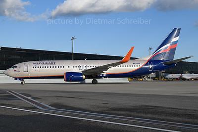 2018-01-30 VP-BRH Boeing 737-800 Aeroflot
