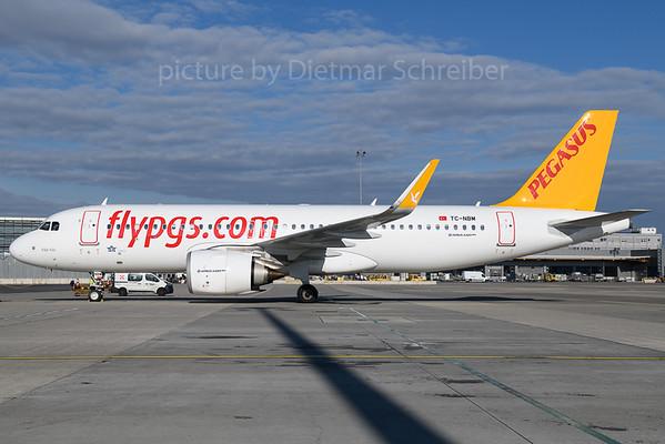 2018-01-31 TC-NBM Airbus A320 Neo Pegasus