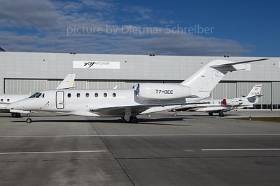 2018-01-31 T7-OCC Cessna 750