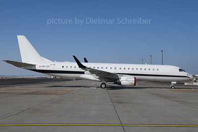 2018-02-24 OE-LUV Embraer 190