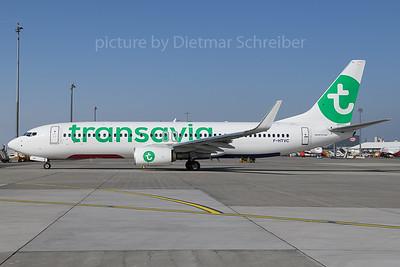2018-02-24 F-HTVC Boeing 737-800 Transavia France