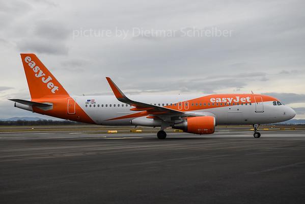 2018-03-29 OE-IZH Airbus A320 Easyjet Europe