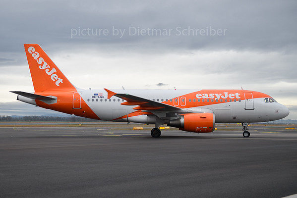 2018-03-29 OE-LQM Airbus A319 Easyjet Europe