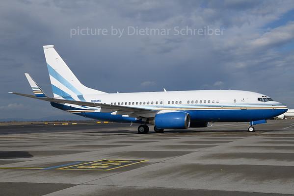 2018-03-30 N108MS Boeing 737-700