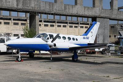 2018-04-30 HA-FAG Cessna 421