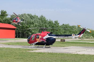 2018-04-30 D-HTDM Bo105 Flying Bulls