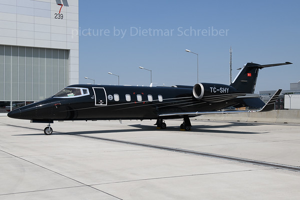 2018-05-31 TC-SHY Learjet 60