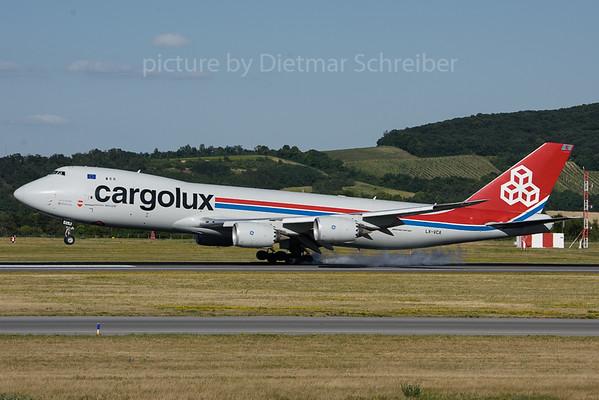 2018-06-30 LX-VCA Boeing 747-8 Cargolux
