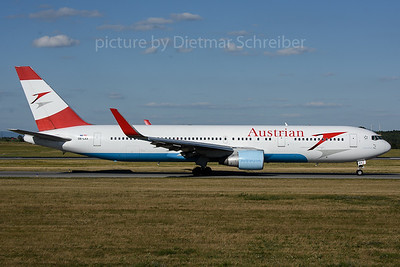 2018-06-30 OE-LAX Boeing 767-300 Austrian Airlines
