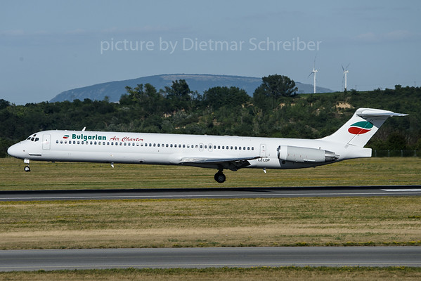 2018-06-30 LZ-LDP MD80 Bulgarian Air Charter