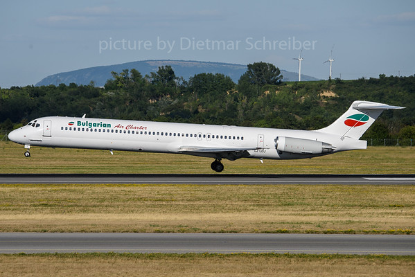 2018-06-30 LZ-LDJ MD80 Bulgarian Air Charter