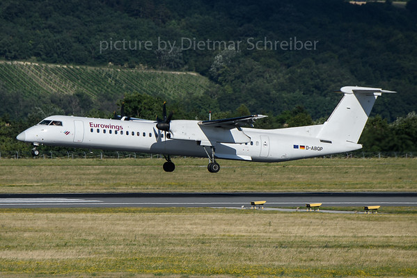 2018-06-30 D-ABQP Dash 8-400 Eurowings