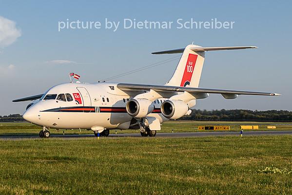 2018-07-31 ZE700 Bae 146 Royal Air Force