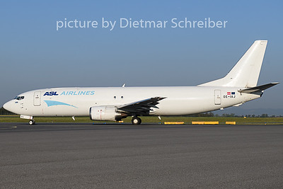 2018-07-31 OE-IAJ Boeing 737-400 ASL Airlines